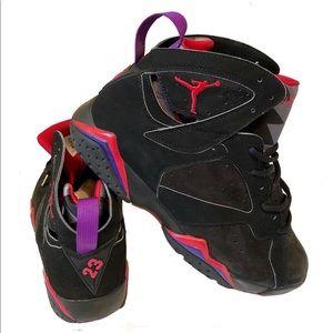 Women s Air Jordan 7 Raptors on Poshmark 06adb86239